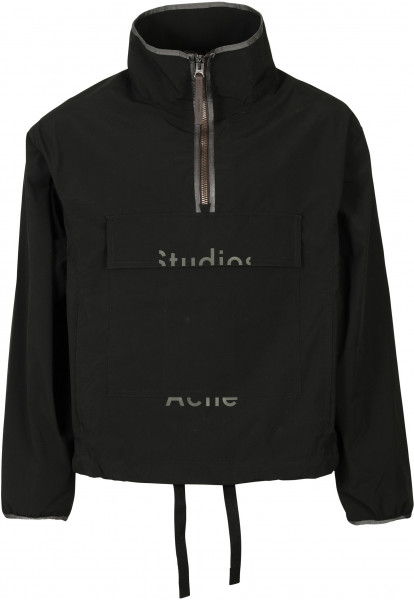Men's Acne Studios Overshirt Odion Black