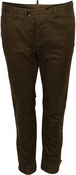 Women's Dsquared Chino Olive