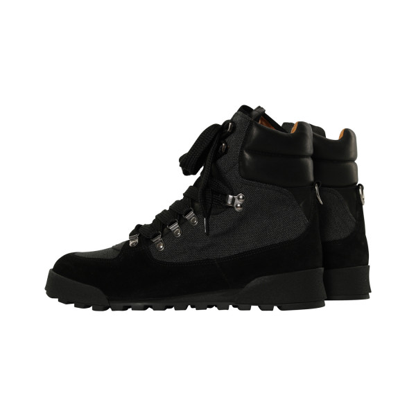 Men's Isabel Marant Hiking Boots Bremsy Black