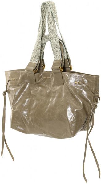 Women's Isabel Marant Bag Bagya New Porte Epaule Light Khaki