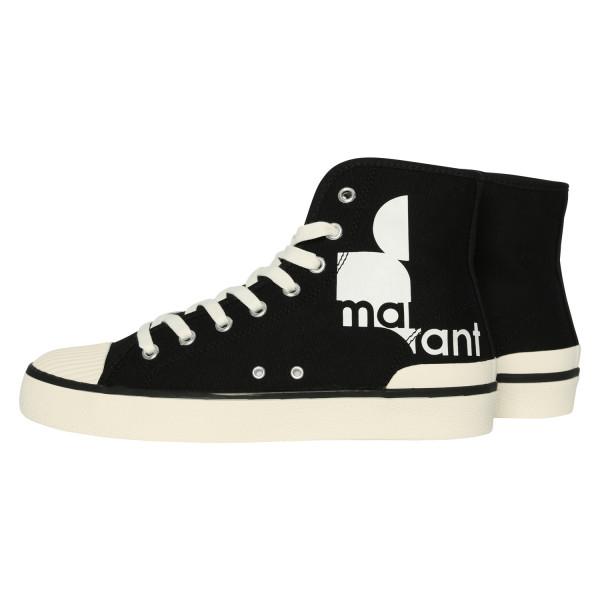 Women's Isabel Marant Sneaker Benkeen Black