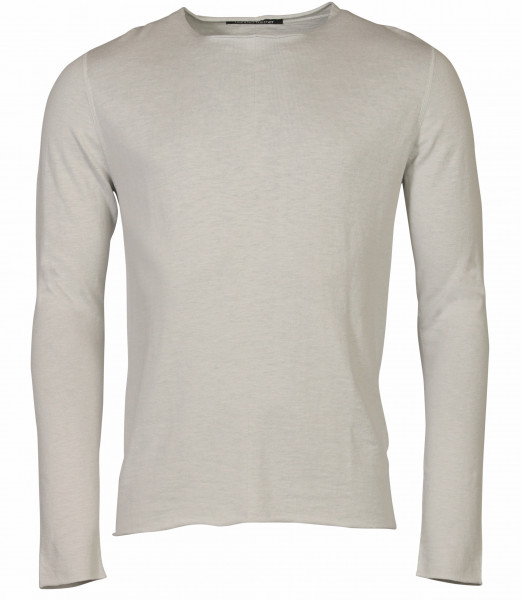 Men's Hannes Roether Pullover Light Grey