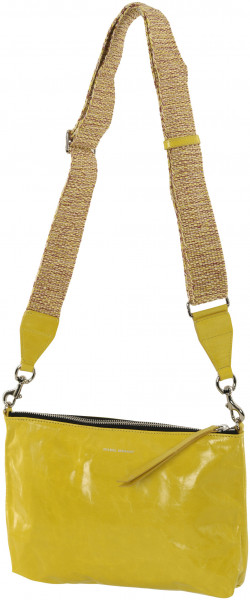 Women's Isabel Marant Bag Nessah New Bandouliere Yellow