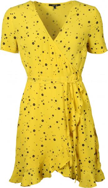 Women's Nikkie Dress Stacey Yellow Printed