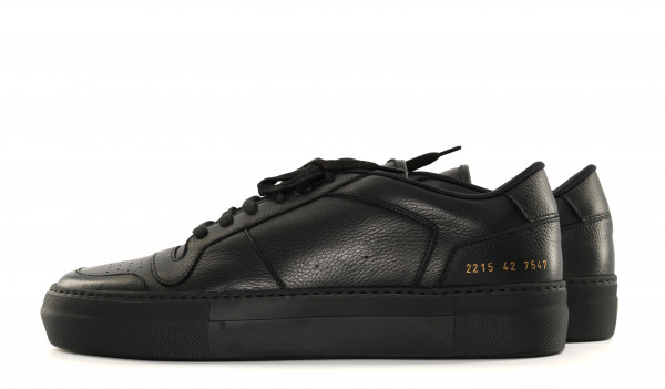 Men's Common Projects Sneaker Full Court Low Black
