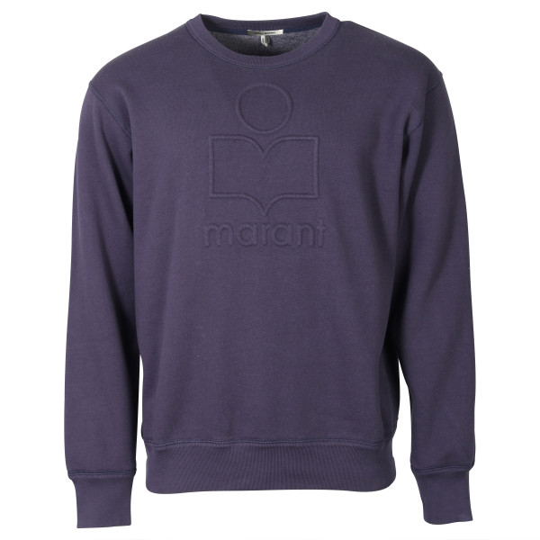 Men's Isabel Marant Sweatshirt Miko Navy