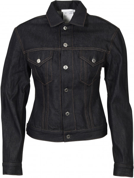 Women's Helmut Lang Trucker Raw Denim Jacket