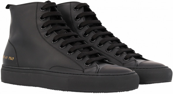 Men's Common Projects Tournament High Black
