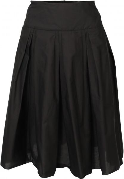 Women's Susanne Bommer Pleated Skirt Black