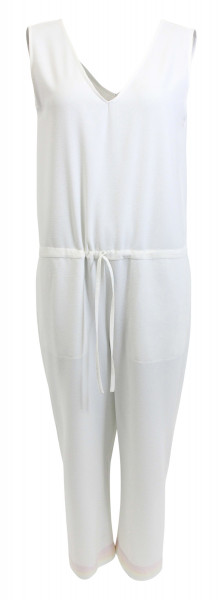 Shirtaporter Overall offwhite