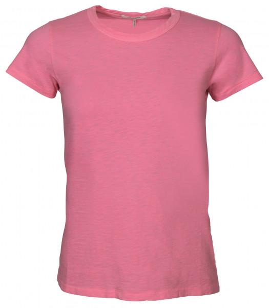 Women's Rag & Bone T-Shirt Fluo Pink