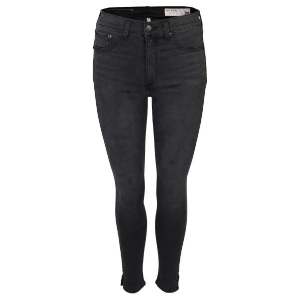 Women's Rag & Bone Jeans Capri grau