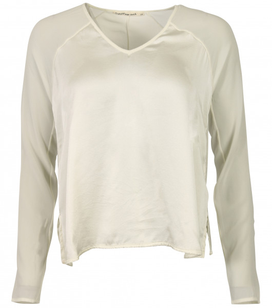 Women's Transit Par Such Silk Blouse Offwhite