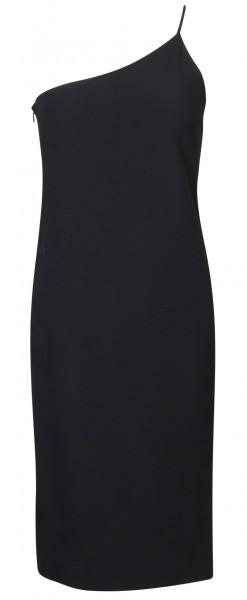Women's Acne Studios Dress Dakin Crepe Black