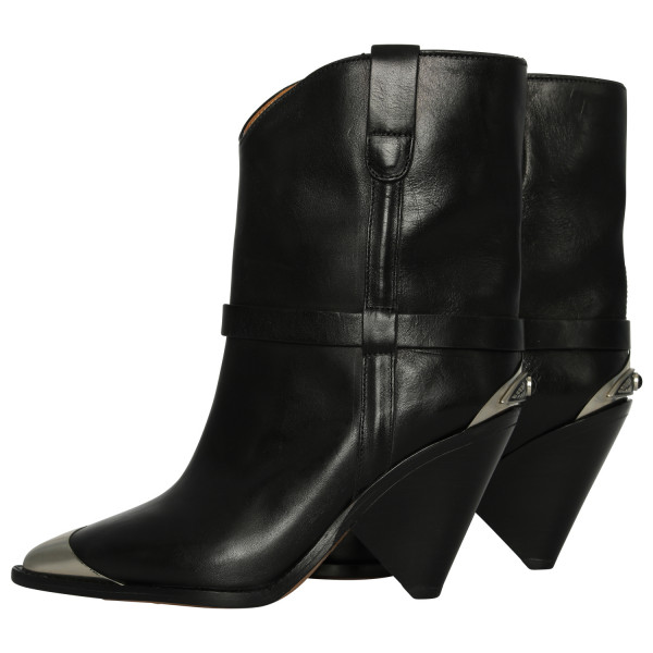 Women's Isabel Marant Boots Lamsy Black