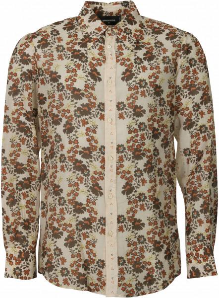 Men´s Dsquared Shirt Floral Design