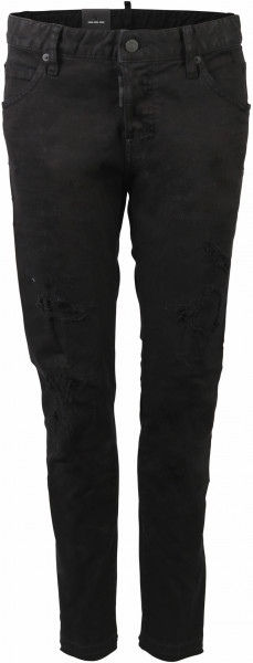 Women's Dsquared D2 Cool Girl Jeans schwarz