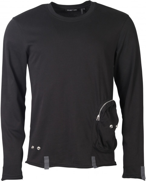 Helmut Lang Utility Shirt schwarz