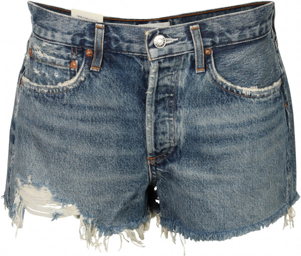 Women's Agolde Jeans Shorts Parker Rocksteady