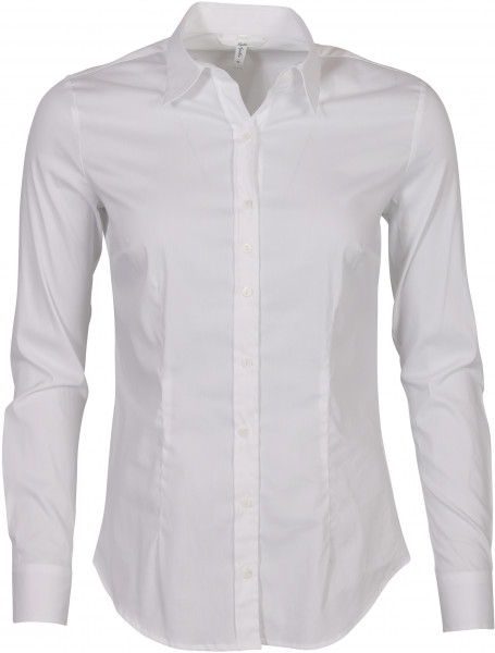 Women's Sophie Blouse Ginetta White