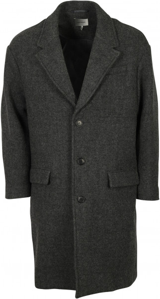 Men's Isabel Marant Coat Stanton Anthracite
