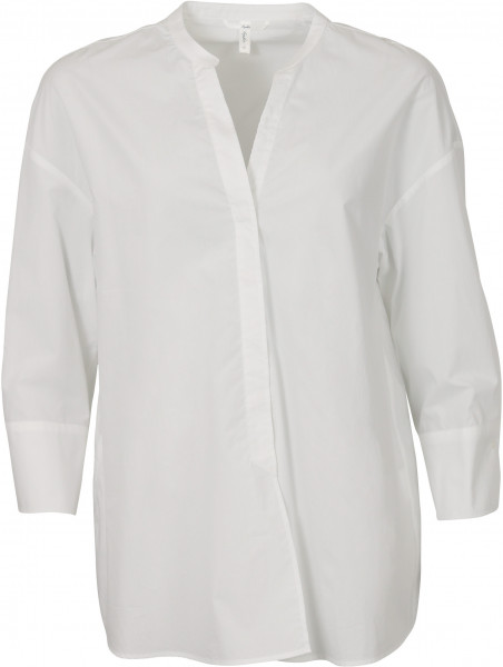 Women's Sophie Blouse Oppi White Cotton