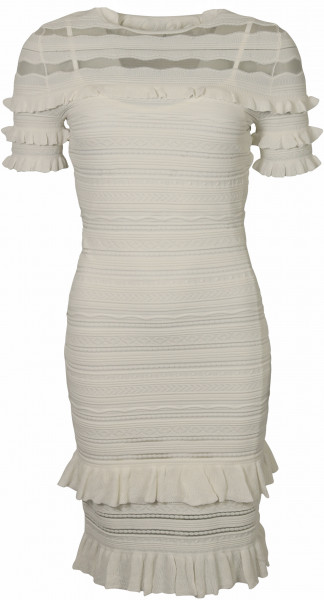 Women's Nikkie Dress Kayla Offwhite
