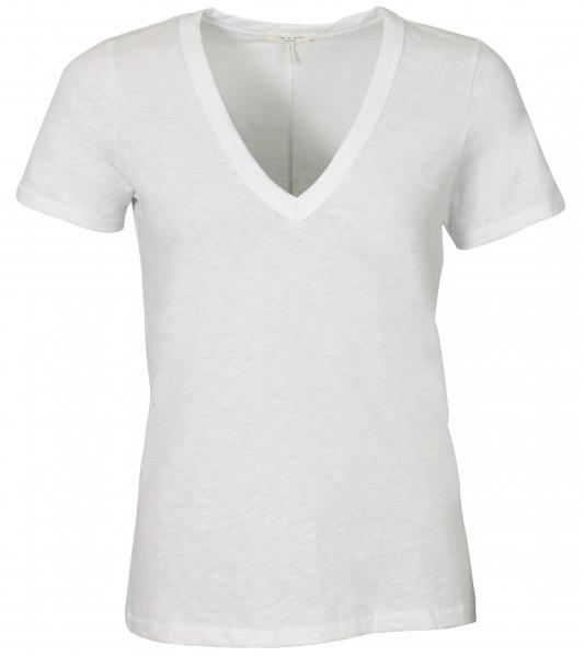 Women's Rag & Bone V T-Shirt White