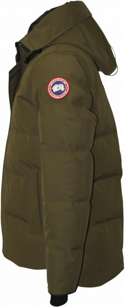 Men's Canada Goose MacMillan Parka Military Green