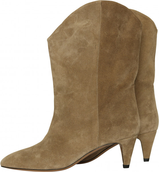 Women's Isabel Marant Dernee High Boots taupe