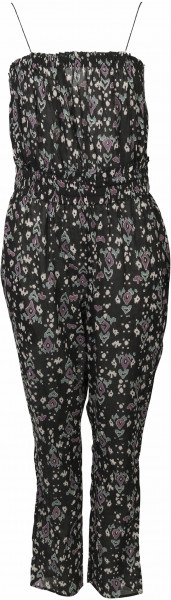 Women's Isabel Marant Etoile Overall Timea Midnight Printed