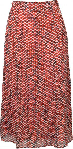 Women's Lala Berlin Skirt Semra Python Kufiya Printed