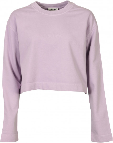 Women's Acne Studios Sweater Odice Lavender