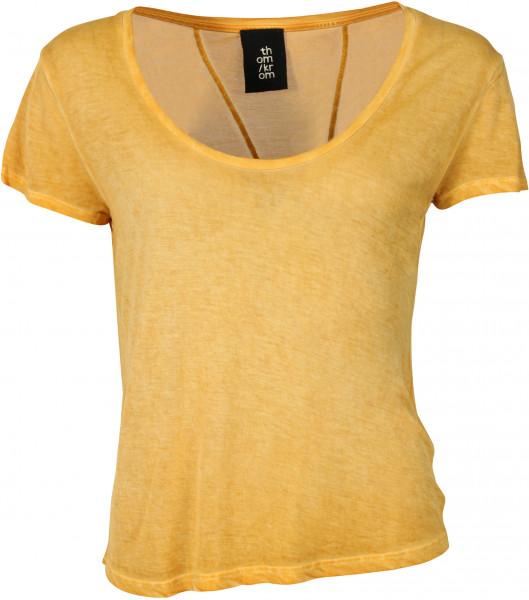 Women's Thom Krom T-Shirt yellow