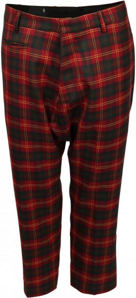 Women's R13 Check Trouser Frop