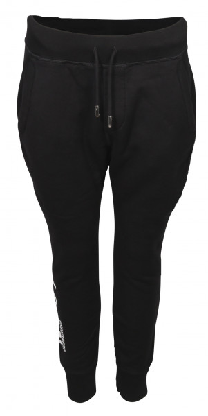 Women's Dsquared Sweatpant Black Printed
