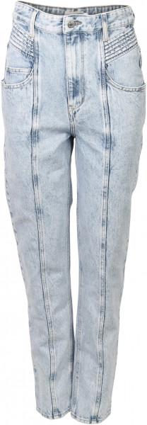 Women's Isabel Marant Etoile Jeans Henoya Lilac