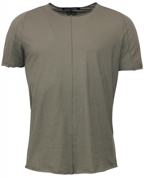 Hannes Roether Shirt Fa35ro taupe