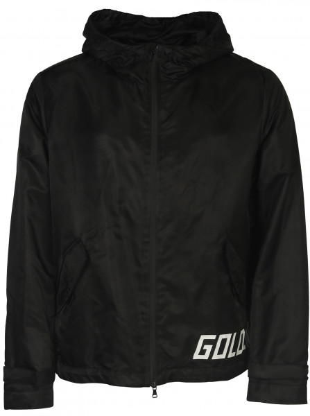 Men's Golden Goose Windbreaker Black