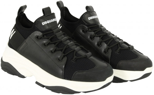 Men's Dsquared Sneaker Black