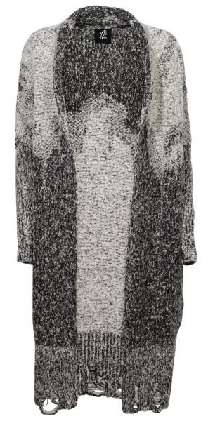 Women's Thom Krom Knit Cardigan Grey Shades