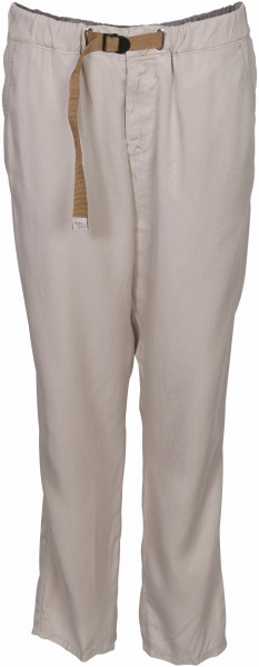 Women's White Sand Chino Beige Washed 100% Lyocell
