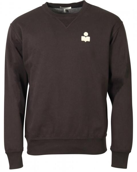 Men's Isabel Marant Sweatshirt Mike Faded Black