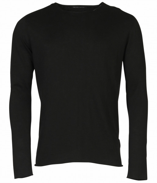Men's Hannes Roether Pullover Black