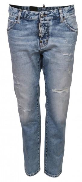 Women's Dsquared Jeans Cool Girl Jean Lightblue