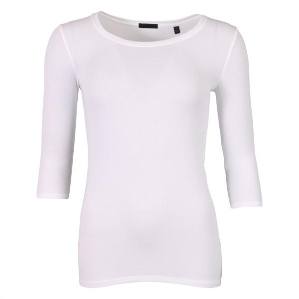 Women's ATM T-Shirt Round Neck white