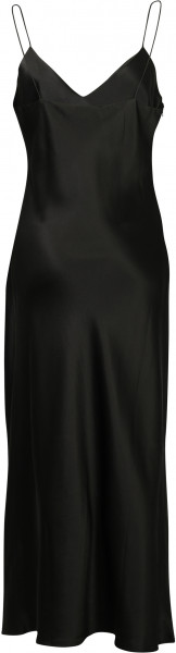 Women's Anine Bing Silk Dress Rosemary Black