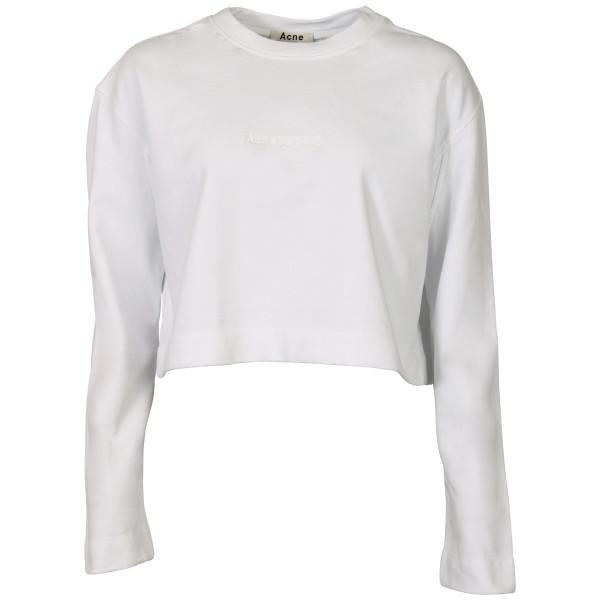 Women's Acne Studios Sweater Odice White