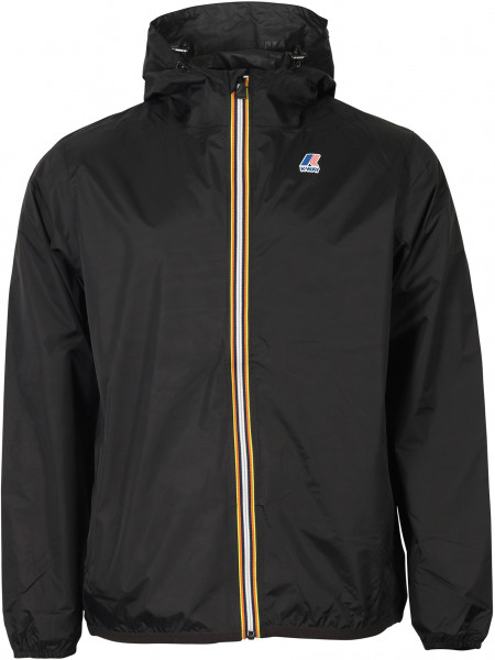 K-Way 3.0 Claude Rainjacket Black