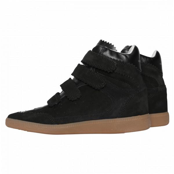 Women's Isabel Marant Sneaker Bilsy schwarz